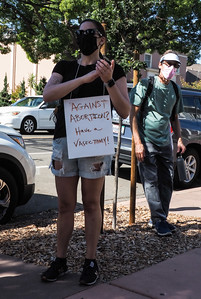 Alameda Abortion Protest