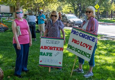 Women's March Abortion Justice, Danville,CA