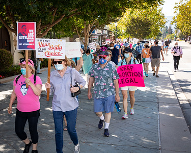 Mountain View Women's March 2021