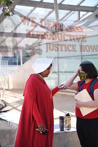 03 Oct. 2021 San Francisco: National Mobilization for Reproductive Justice,   Rachel Podlishevsky