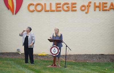 College of Health Sciences Dedication