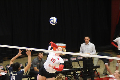 Home volleyball game oct/1/2021