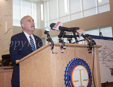 NYS Comptroller Thomas DiNapoli announces felony guilty pleas in the Orange County Industrial Development Agency case on Monday, June 21, 2021. HUDSON VALLEY PRESS/ Chuck Stewart, Jr.