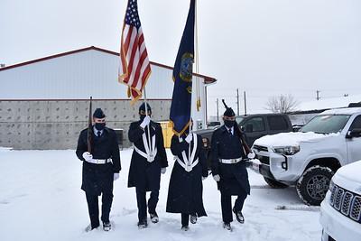 POW-MIA Flag Retirement - 6