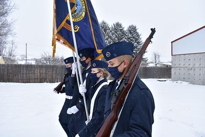 POW-MIA Flag Retirement - 9