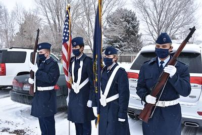 POW-MIA Flag Retirement - 17