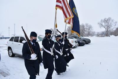 POW-MIA Flag Retirement - 4