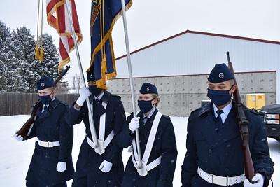 POW-MIA Flag Retirement - 11
