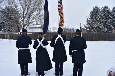 POW-MIA Flag Retirement - 3