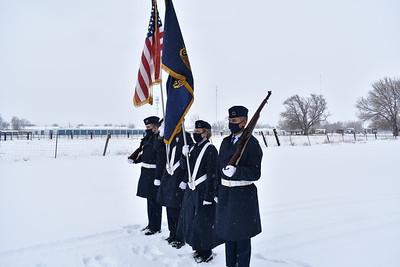 POW-MIA Flag Retirement - 13
