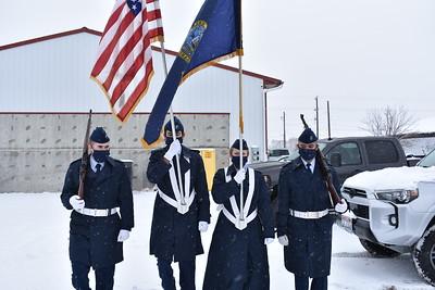 POW-MIA Flag Retirement - 7