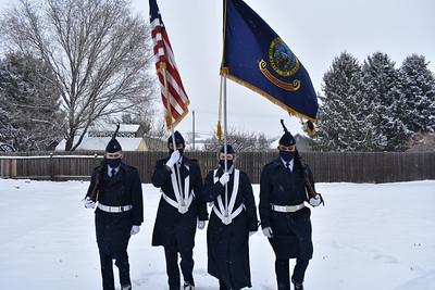 POW-MIA Flag Retirement - 8