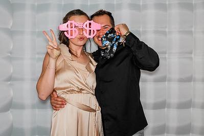 2021.09.26 - Desaray and Logan's Wedding Photo Booth at the Pavilian at Mixon Farms, Bradenton, FL