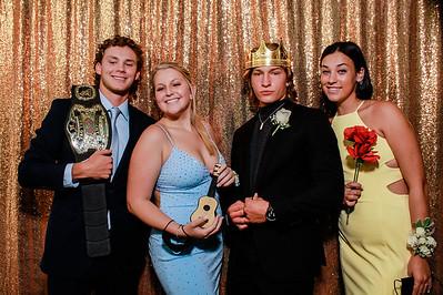 2021.05.08 - Riverview Prom, Hyatt Regency, Sarasota, FL - Gold Background