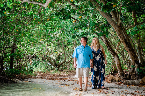 2021.06.10 - Forress and Neil's Engagement Session, North Jetty, Nokomis, FL