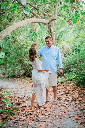 2021.04.27 - Catterina and Jeremy's Engagement Session, Casperson Beach, Venice, FL