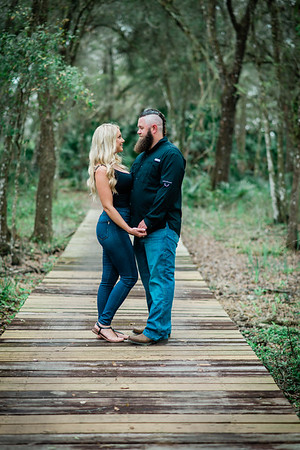 2021.02.17 - Krista and Tommy's Engagement Session, Horse Camp Creek, Ona fl
