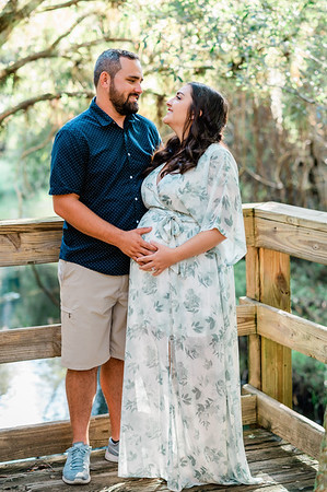 2021.08.07 - Madison's Maternity Session, Myakkahatchee Creek Environmental Park, North Port, FL
