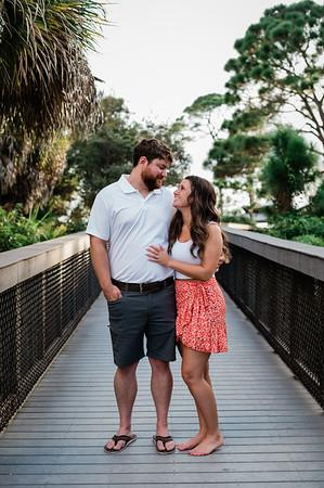 2021.09.08 - Megan and Luke's Honeymoon Session, Service Club Park, Venice, FL