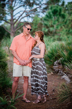 2021.02.16 - Shana and David's Engagement Session, Service Club Park, Venice, FL