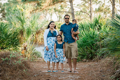 2021.05.20 - Vamsee's Family Session, Service Club Park, Venice, FL