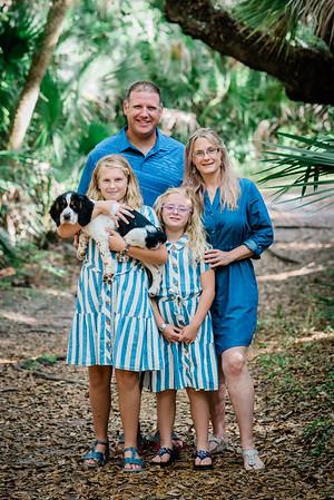 2021.03.26 - Whittenburg Family Portrait Session, Sleeping Turtle Preserve, Venice, FL