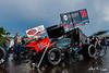 Pennsylvania Sprint Car Speed Week presented by Red Robin - Port Royal Speedway - 39 Daryn Pittman