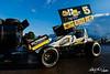 Pennsylvania Sprint Car Speed Week presented by Red Robin - Port Royal Speedway - 5 Paul McMahan
