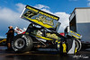 Pennsylvania Sprint Car Speed Week presented by Red Robin - Port Royal Speedway - 27 Devon Borden