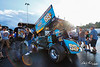 Pennsylvania Sprint Car Speed Week presented by Red Robin - Port Royal Speedway - 69K Lance Dewease