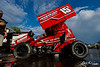 Pennsylvania Sprint Car Speed Week presented by Red Robin - Port Royal Speedway - 15H Sam Hafertepe Jr.