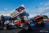 Pennsylvania Sprint Car Speed Week presented by Red Robin - Port Royal Speedway - 20 Alex Bright