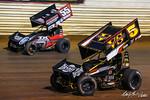 dirt track racing image - 2021 Season Opener - Port Royal Speedway - 55 Hunter Schuerenberg, 5 Dylan Cisney