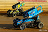 2021 Season Opener - Port Royal Speedway - 10c Paulie Colagiovanni, 07 Lucas Wolfe