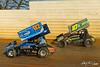 2021 Season Opener - Port Royal Speedway - 07 Lucas Wolfe, 10c Paulie Colagiovanni