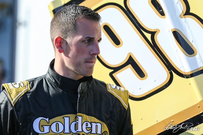 2021 Season Opener - Port Royal Speedway - 98 Jared Esh