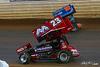 2021 Season Opener - Port Royal Speedway - 23 Pat Cannon, 07 Lucas Wolfe