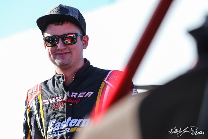 2021 Season Opener - Port Royal Speedway - 12 Brent Shearer