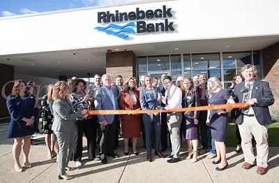 Rhinebeck Bank celebrates grand opening of Newburgh branch on Wednesday, September 29, 2021. HUDSON VALLEY PRESS/ Chuck Stewart, Jr.