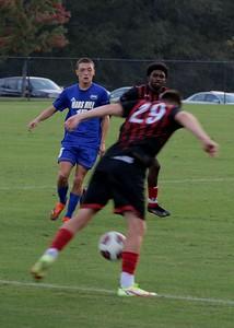 Men's Soccer home game against Mars Hill