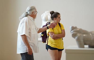 Nick Batounis Art Reception
