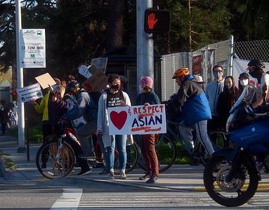 Anti-Asian Hate Rally Albany 3 25 21 Nancy Rubin 13