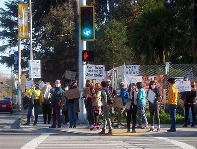 Anti-Asian Hate Rally Albany 3 25 21 Nancy Rubin 14