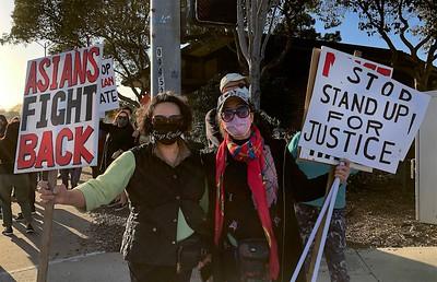 Anti-Asian Hate Rally Albany 3 25 21 Nancy Rubin 11