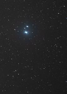 Mizar and Alcor Double Star