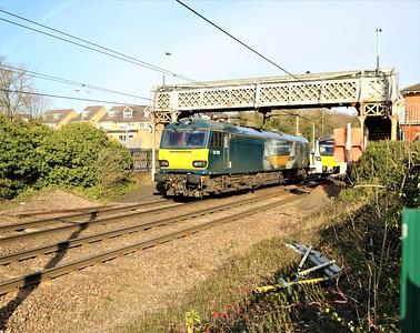 92038 1117/0Z92 London Euston to Peterborough   13/02/21