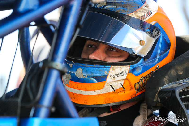 2021 Season Opener - Williams Grove Speedway - 07 Lucas Wolfe