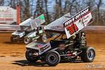 dirt track racing image - 2021 Season Opener - Williams Grove Speedway - 39 Chase Dietz, 15 Lynton Jeffrey