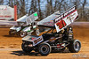 2021 Season Opener - Williams Grove Speedway - 39 Chase Dietz, 15 Lynton Jeffrey