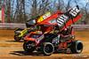2021 Season Opener - Williams Grove Speedway - 85 Ricky Dieva, 67 Justin Whittall